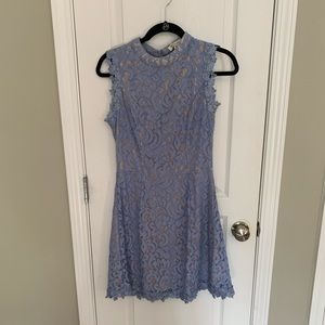 NWT: Light Blue Dress. Great for Weddings!